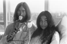 John Lennon and Yoko Ono: the beginning of a love story
