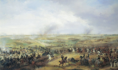 "October 16: ""Battle of the Nations"", decree on the revival of the Cossacks and the Society of Leo"