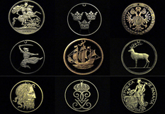 Would you like to master the art of coin carving?