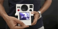 Indian programmer and designer created a state-of-the-art Polaroid