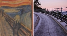 In the footsteps of masterpieces, or 5 really existing places, which are depicted in famous paintings