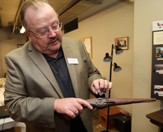 What did the fragment of the Spanish pistol tell the scientists?