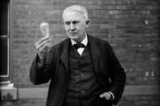 Thomas Edison and his inventions