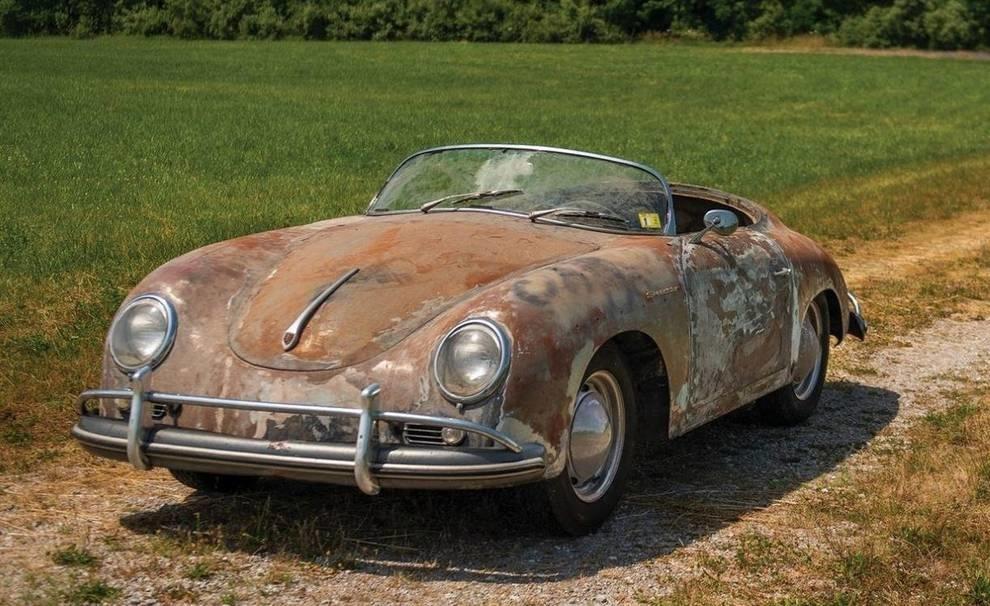«Отличный проект для восстановления», или один из самых дорогих Porsche