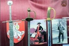В винницком музее экспонируют оружие из подольского кургана