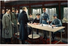 Germany took the Compiegne Truce as a national humiliation