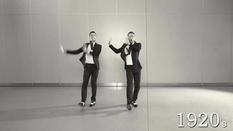 100 лет за три минуты — история танца