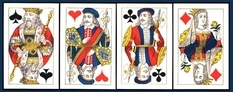 How could Soviet playing cards look like if not for one feuilleton
