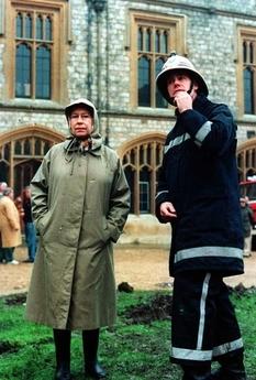 Резиденцию британских монархов тушили 9 часов