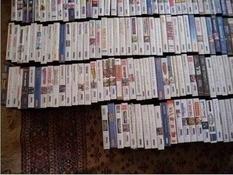 Французский геймер и его коллекцию игр, которую он продал за рекордную стоимость