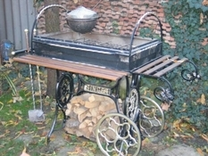 Creative ideas for an old sewing machine