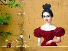 New direction of street art: a second chance to forgotten canvases