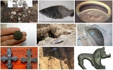 Top 10 archaeological finds of Ukraine in 2018