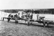 Как киевский авиаконструктор самолет-гигант строил