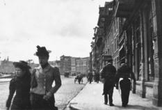 Амстердам 1890-х годов: город в объективе нидерландского импрессиониста