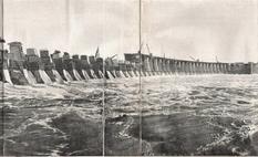 Як починали будувати Запоріжжя: рідкісне архівне відео