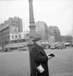 Измученный и свободный: фотографии послевоенного Парижа