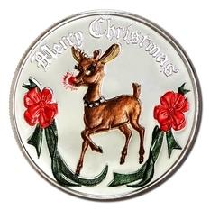 Створені бути подарунком: новорічні і різдвяні монети