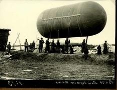 Як близько 100 років тому на Волині використовували аеростати?