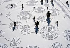 Завораживающие зимние пейзажи на снимках фотографов со всего мира