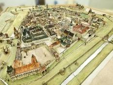 Львів 1772 року в реконструкції інженера Януша Витвицького