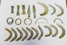 Пес-археолог і скарб бронзового століття