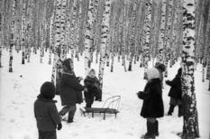Белоруссия времен советской эпохи: подборка фото