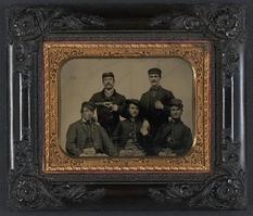Американские ученые создали ресурс для распознаванию лиц военных на снимках времен Гражданской войны в США