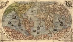 Чим цікаво колекціонування старовинних карт?