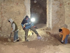 Archaeologists shared the first results of excavations in 2019 in Medzhibozhskoy fortress