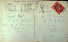 A letter from the front, which has been going on for more than 70 years, reached the addressee