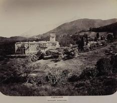 20 монастирів, 700 скитів і окремих келій: півострів Афон в XIX столітті
