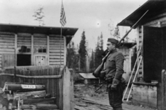 Війна більшовиків з білогвардійцями в добірці фото, зроблених американцями