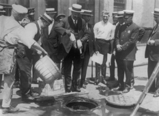 """""""Prohibition"""" in the USA began with a """"dry movement"""""""