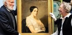 Вкрадену за часів Другої світової війни картину, повернули законним власникам
