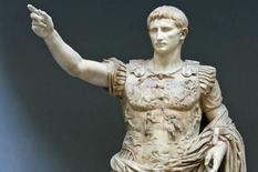 Октавіан Август - принцепс Риму