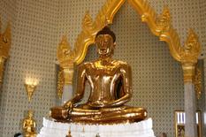 The secret of this golden statue has been hidden for over 200 years