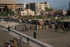 Color photographs of Istanbul 1960s