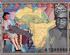 Рідкісні карти і старі банкноти: приваблюючі колажи художниці з Мадагаскару