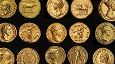 What does the price of a coin depend on?