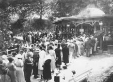 Сезон 1933 року зібрав у Трускавці на Львівщині близько 17000 відпочиваючих