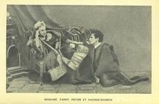 Захер-Мазох сприймав жінок як істот, яких слід одночасно і любити, і ненавидіти