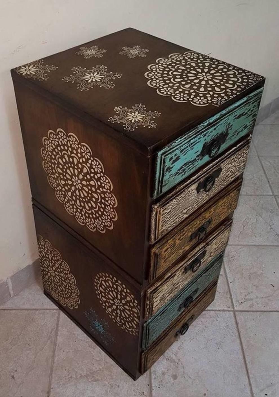 Вдыхаем новую жизнь в старую мебель: идеи для вдохновения