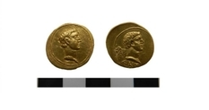 The coin of antiquity was found on the territory of the Krasnodar Territory