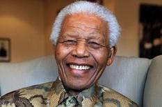 Nelson Mandela's release
