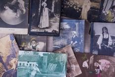Postcards: levels of preservation cards