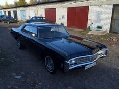 Узнайте, как проходила реставрация Chevrolet Impala 1969 года выпуска