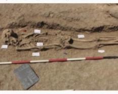 На острове Сицилия нашли скелет вампира