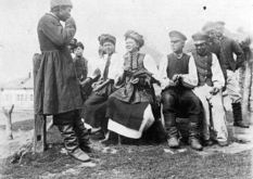 Poltava and Chernihiv in photographs of the beginning of XX century