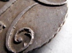 Split a coin stamp: production inconvenience or joy for a collector?